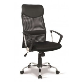 Poltrona ufficio con schienale alto