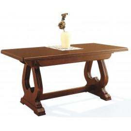 Tavolo allungabile in legno